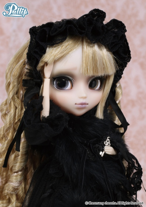 GROOVE: Pullip & TaeYang 2012 ! Mod_article16697576_2
